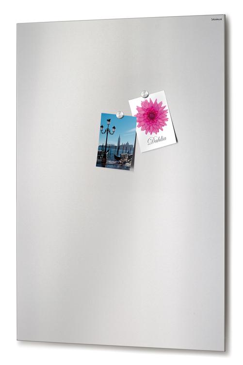 BLOMUS Muro magnettavla - Rostfritt stål, 60x90 cm