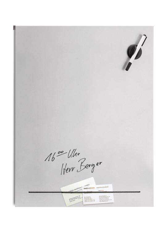 BLOMUS Muro magnetisk anslagstavla - Aluminium, 50x60 cm