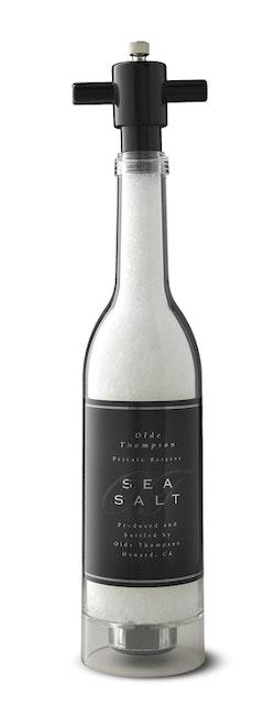 GENSE Wine Bottle salt- & pepparkvarn, akryl
