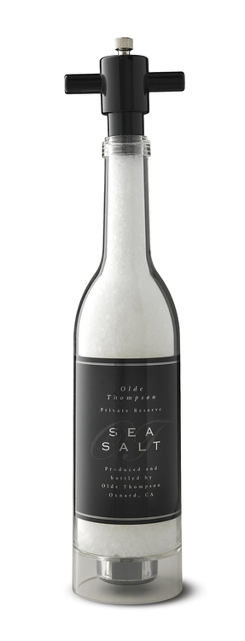 GENSE Wine Bottle salt- & pepparkvarn, akryl