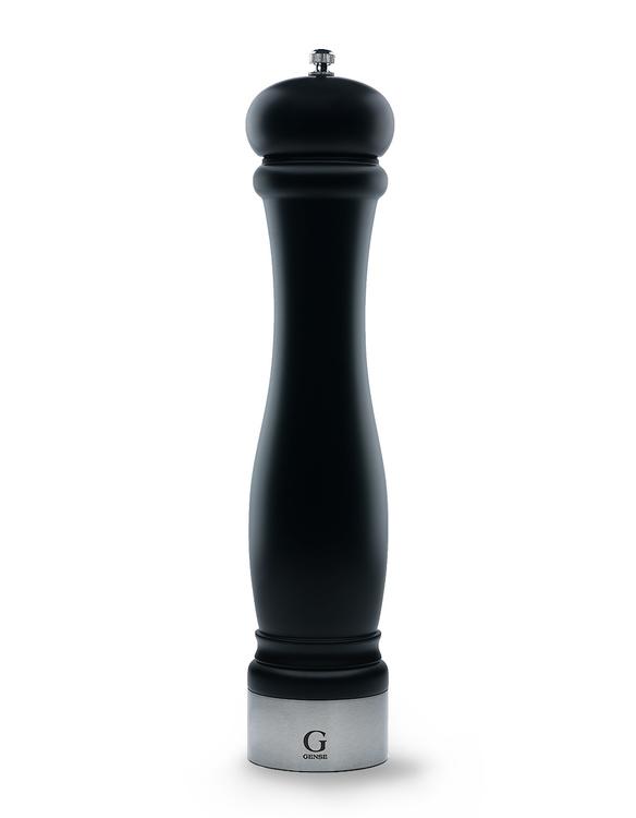 GENSE Java matt kryddkvarn, salt/peppar - Svart, 30 cm