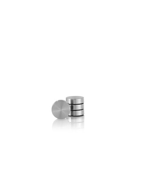 BLOMUS Muro magneter - Rostfritt stål, 4st, 2,5 cm