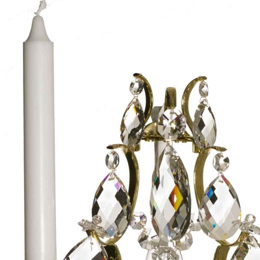 KREBS Pompe barocklampett - Mässing