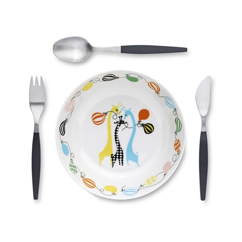 GENSE - Focus de Luxe Junior Dining set 4 delar