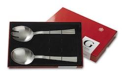 GENSE - Thebe sallads- & serveringsbestick 2 delar