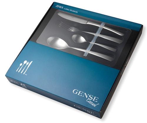 GENSE CASUAL Jenka bestickset 24 delar