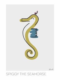 LOTTIEH - Spiggy the seahorse