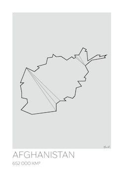 LOTTIEH - Afghanistan 50x70