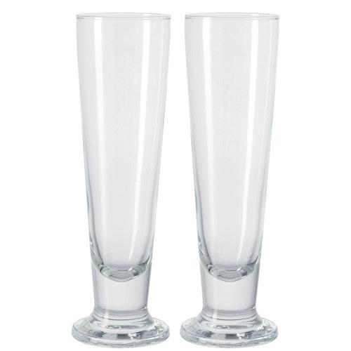 LEONARDO Ölglas 0,3l 2st