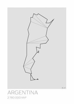 LOTTIEH - Argentina 50x70
