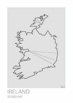 LOTTIEH - Irland  50x70