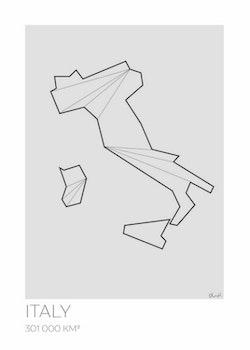 LOTTIEH - Italien 50x70