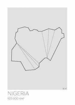 LOTTIEH - Nigeria 50x70