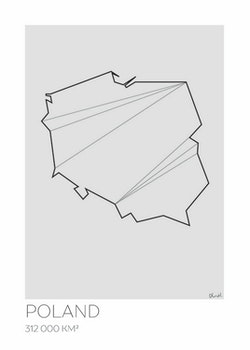 LOTTIEH - Polen 50x70