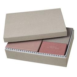 RÄDER Textile box set 4 storlekar