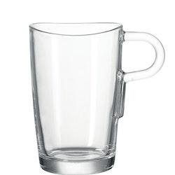 LEONARDO Loop Latte Macchiato-kopp