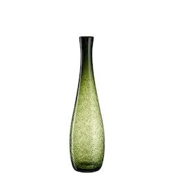 LEONARDO Grön glasvas Giardino 50 cm