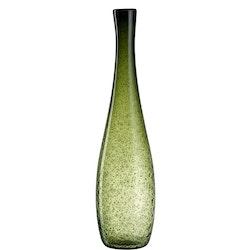 LEONARDO Grön glasvas Giardino 60 cm