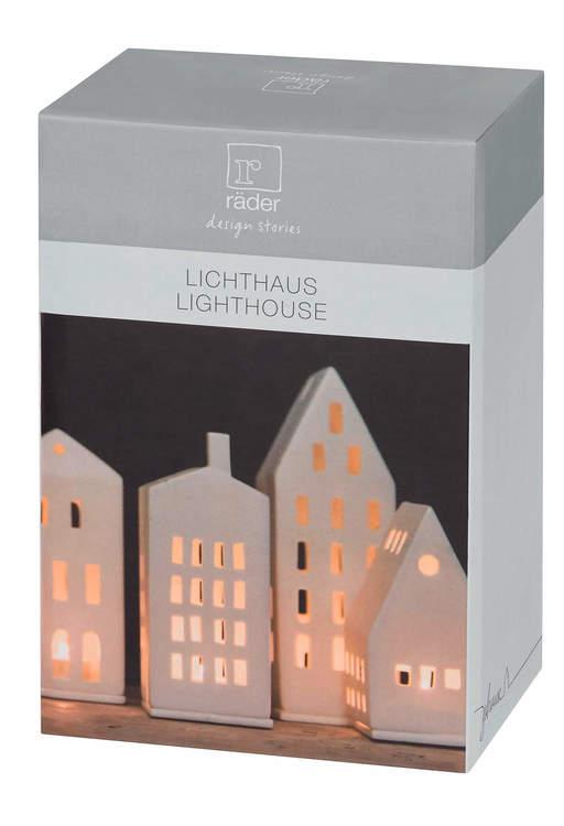 RÄDER Ljuslykta Hus
