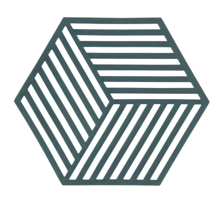 ZONE Grytunderlägg Hexagon Kaktus