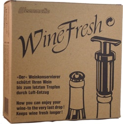 WECOMATIC - Wine fresh Vakuumpump