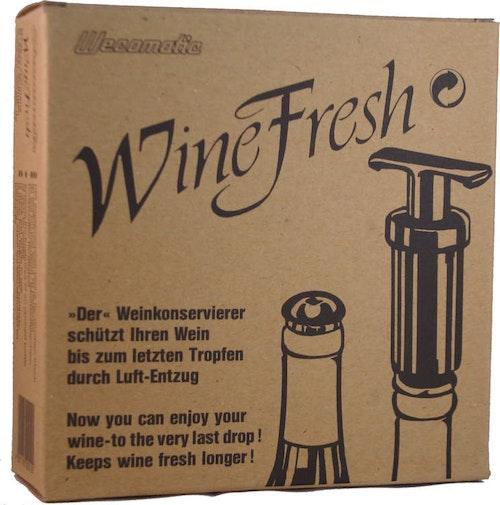 WECOMATIC - Wine fresh Vakuumpump