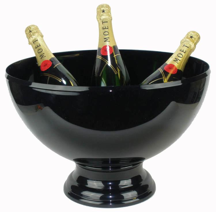 ARIR - Spumante nero Champagneskål - Svart