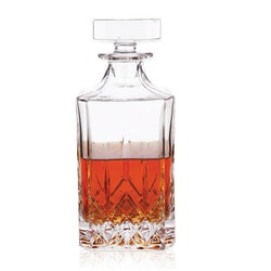TRUEFABRICATIONS - Admiral Liquor Decanter Glaskaraff
