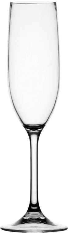 MARINE BUSINESS - Champagneglas non slip 6-pack
