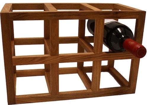 BOXinBAG - Oak rack Vinställ - Ek
