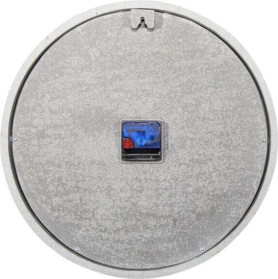 NEXTIME - Concreto Love Väggklocka, 39 cm