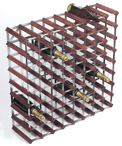 RTA - Vinställ Påbyggningsbart 72 flaskor