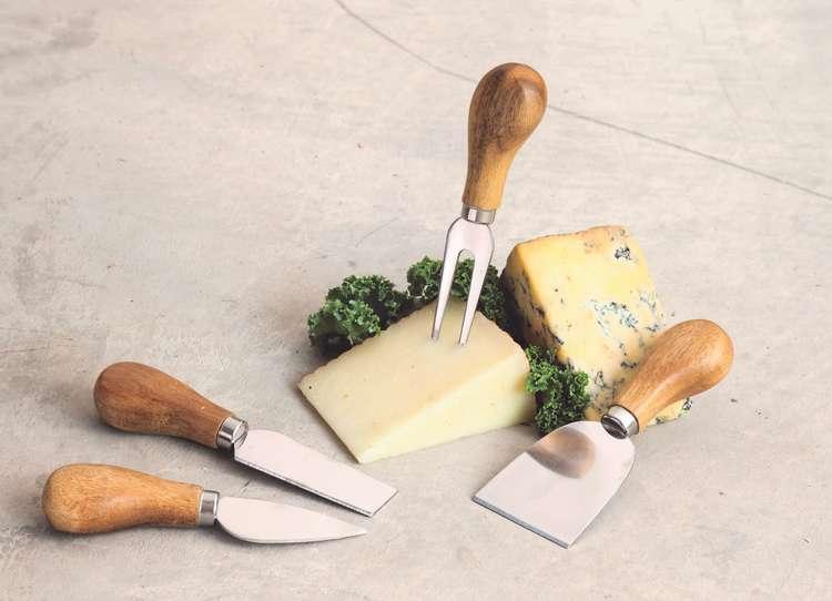 TRUEFABRICATIONS - TWINE Rustic Gourmet Ostknivar