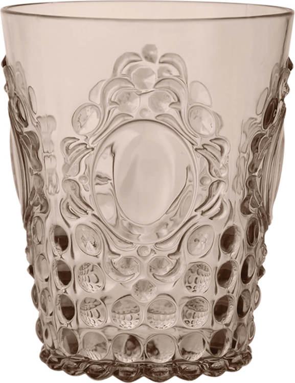 BACI MILANO - Baroque & Rock Vattenglas 6 st
