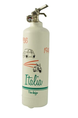 FIRE DESIGN - Italia Duo Brandsläckare