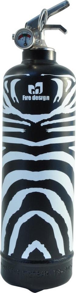 FIRE DESIGN - Zebra Noir Brandsläckare