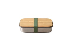 BLACK+BLUM - Sandwich Box Matlåda - Olive/Orange/Ocean