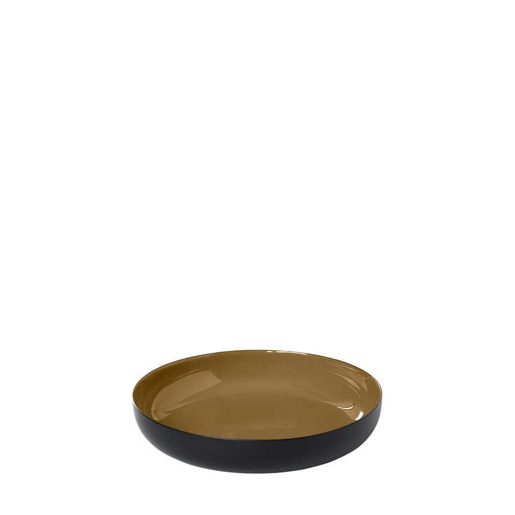 BLOMUS VISO Skål, Small - Dull Gold