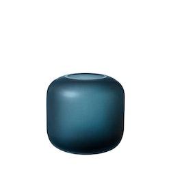 BLOMUS OVALO Vas, Frostat glas - Blå, Grå, Grön