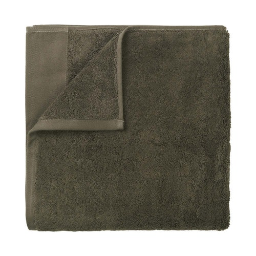 BLOMUS RIVA Badhandduk - Tarmac Melange, Magnet Melange, Moonbeam, Elephant Skin, Micro Chip