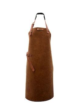 XAPRON Utah Skinnförkläde - Rust