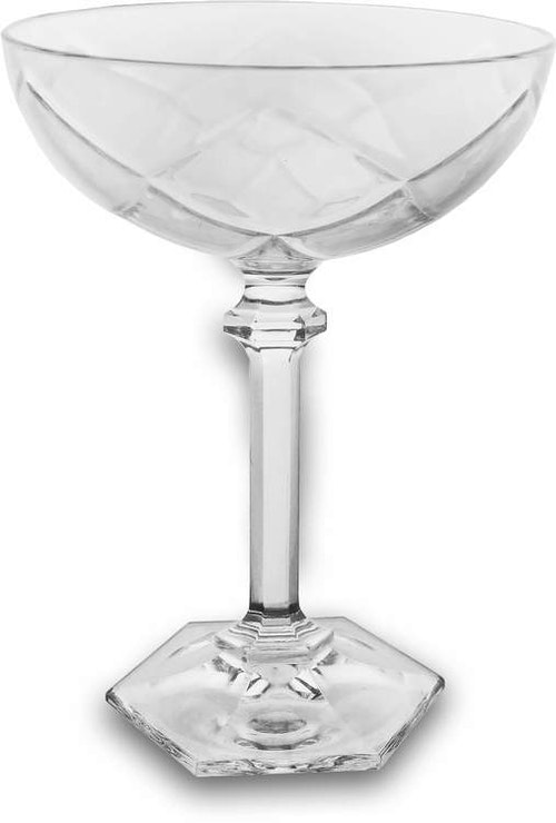 BACI MILANO Cheers Bar Cocktailglas - 6-pack