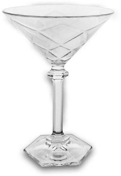 BACI MILANO Cheers Bar Martiniglas - 6-pack
