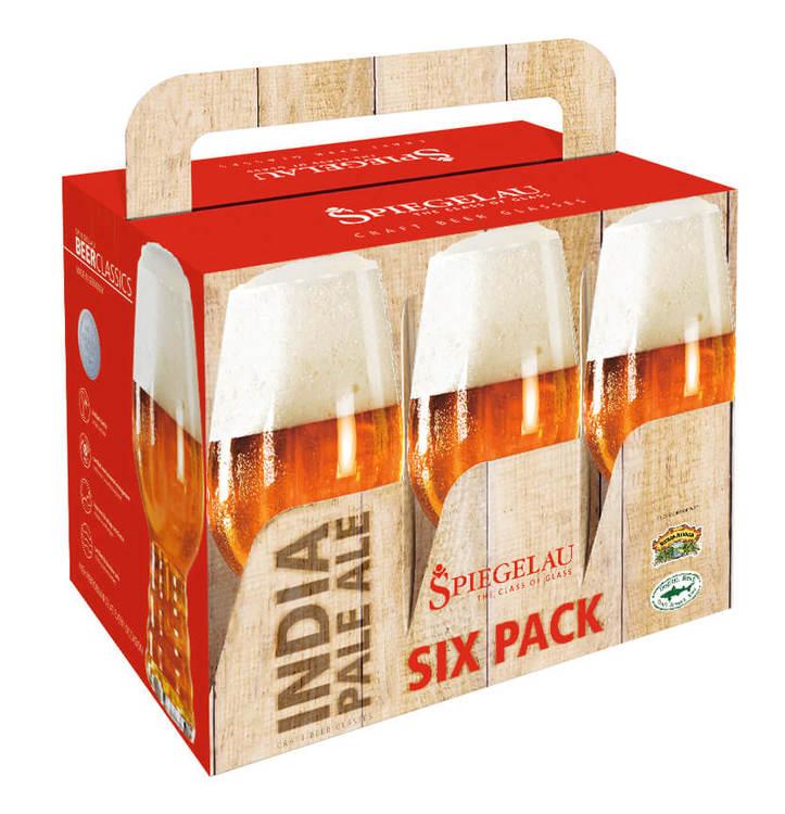 Spiegelau Beer Classics IPA Ölglas 54cl 6-p