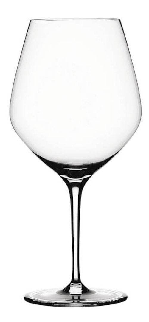 Spiegelau Authentis Borgogneglas 75cl 4-p