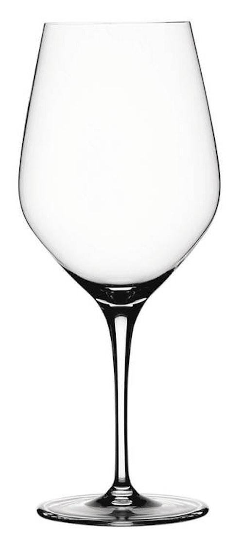 Spiegelau Authentis Bordeauxglas 65cl 4-p