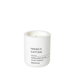 BLOMUS FRAGA Doftljus Medium - French Cotton/Fig/Sea Salt & Sage/Sandalwood Myrrh/Soft Linen