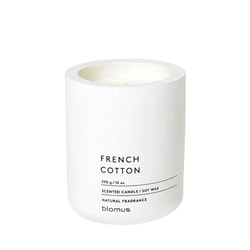 BLOMUS FRAGA Doftljus Large - French Cotton/Fig/Sea Salt & Sage/Sandalwood Myrrh/Soft Linen