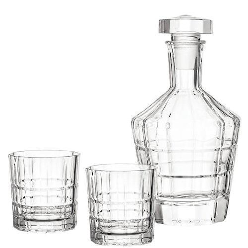 LEONARDO SPIRITII - Whiskyset/3 delar