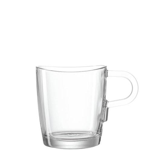 LEONARDO Loop - Kaffeglas